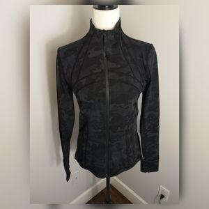 Lululemon define luon camo jacket